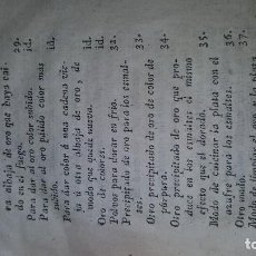 Libros antiguos: LIBRO DEL ORFEBRE . Lote 126086955