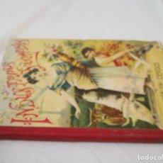 Libros antiguos: INDUSTRIAS LUCRATIVAS-CRÍA DE CERDOS-RODRIGUEZ NAVAS-1902-SATURNINO CALLEJA-VETERINARIA-GANADERIA. Lote 126747643