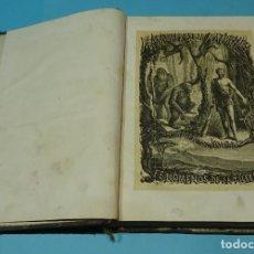 Libros antiguos: EL MUNDO ANTES DE LA CREACIÓNDEL HOMBRE. TOMO I. ORIGEN DEL HOMBRE. FIGUIER Y ZIMMERMANN. 1870. Lote 126910151