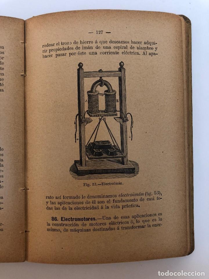 Libros antiguos: PRIMERAS NOCIONES DE CIENCIAS FÍSICAS, QUÍMICAS Y NATURALES. 1907 - Foto 5 - 127477299