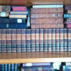 Alte Bücher - Obras completas de buffon 1841. Enciclopedia completa - 127516371