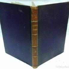 Libros antiguos: EL MUNDO FÍSICO. AMADEO GUILLEMIN, MONTANER Y SIMÓN, 1885. LA METEOROLOGÍA. . Lote 127631107