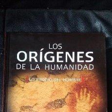 Libros antiguos: LOS ORIGENES DE LA HUMANIDAD LO PROPIO DEL HOMBRE TOMO 2. Lote 127923975
