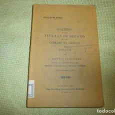Libros antiguos: CULTIVO DE TIERRAS DE SECANO EN LAS COMARCAS ARIDAS DE ESPAÑA- J. DANTÍN CERECEDA (1916). Lote 127958419