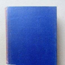 Libros antiguos: LES COMBUSTIBLES LIQUIDES ARTIFICIELS. AÑO 1929. TAPA DURA. ILUSTRADO. 280P. Lote 128362291