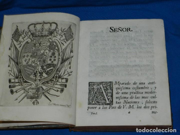 Libros antiguos: (MF) D JOSEPH QUER - FLORA ESPAÑOLA O HISTORIA DE LAS PLANTAS QUE SE CRIAN EN ESPAÑA , IBARRA 1762 - Foto 4 - 128422803