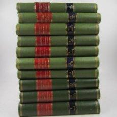 Libros antiguos: AGRICULTURA REVISTA AGRÍCOLA CATALANA, NÚMEROS DE 1917 A 1927. 17,5X24,5CM. Lote 128531679