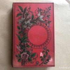 Libros antiguos: LES LEÇONS DE LA NATURE. POR LOUIS COUSIN-DESPRÉAUX. ED. TOURS, 1885. EN FRANCÉS.. Lote 128893839