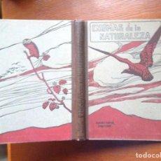 Libros antiguos: ENIGMAS DE LA NATURALEZA O LAS LUCHAS DE LOS ANIMALES, IMPECABLE H. W. SHEPHEARD-WALWYNG CA 1930. Lote 128998407