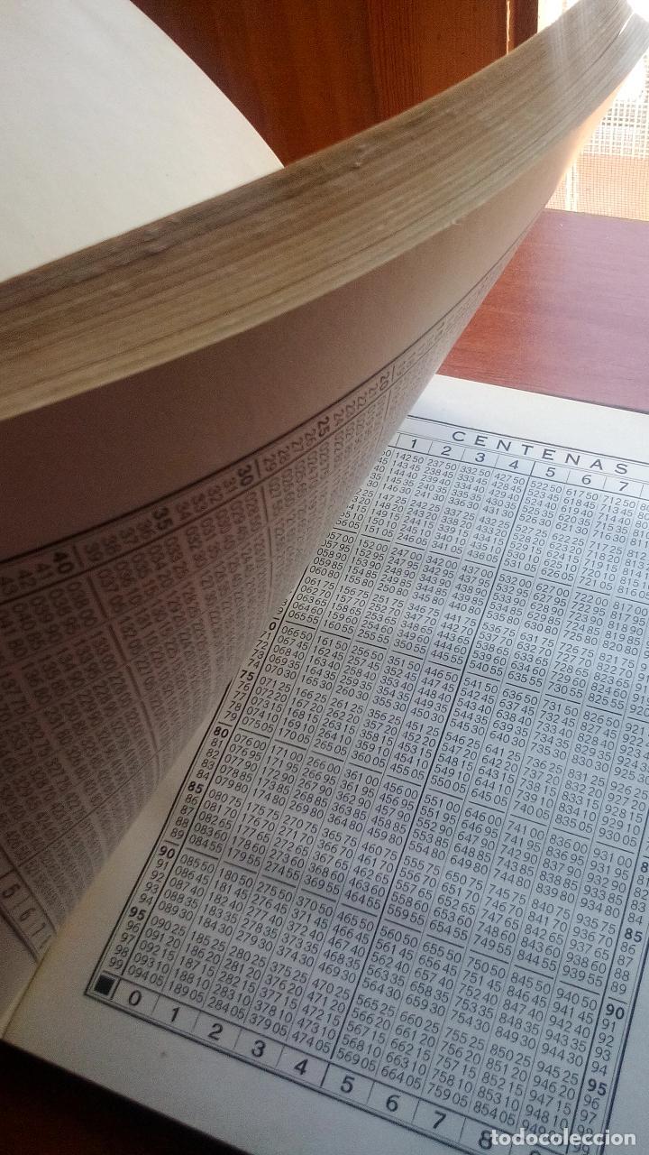 Libros antiguos: 1926 - TABLAS PARA MULTIPLICAR Y DIVIDIR - SANTO Mª D LA FUENTE - Foto 3 - 129009747