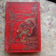 Libros antiguos: UN AMATEUR DE BOTANIQUE POR J.L.FABER. EDIT. R. ROGERS ET F. CHERNOVIZ. 1914. TAPA DURA.. Lote 129140031