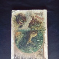 Libros antiguos: LOS TRES REINOS DE LA NATURALEZA. S. CALLEJA1892. Lote 129364654