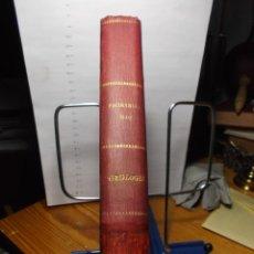Libros antiguos: GEOLOGIA - DR, SAN MIGUEL DE LA CAMARA Y FERRANDO MAS - 1927.. Lote 130052571