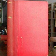 Libros antiguos: LECCIONES ELEMENTALES DE QUÍMICA. LUIS OLBÉS Y ZULOAGA. MADRID 1933.. Lote 131337650