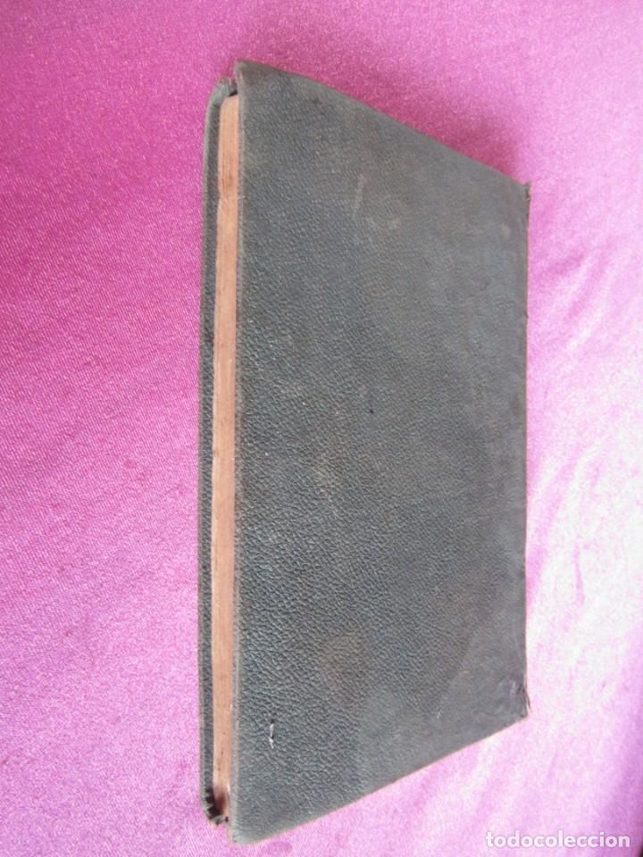 Libros antiguos: MONOGRAFIA DE LAS AGUAS Y BAÑOS MINERO MEDICINALES FUENTE SANTA DE BUYERES DE NAVA 1861 ASTURIAS - Foto 5 - 131992694