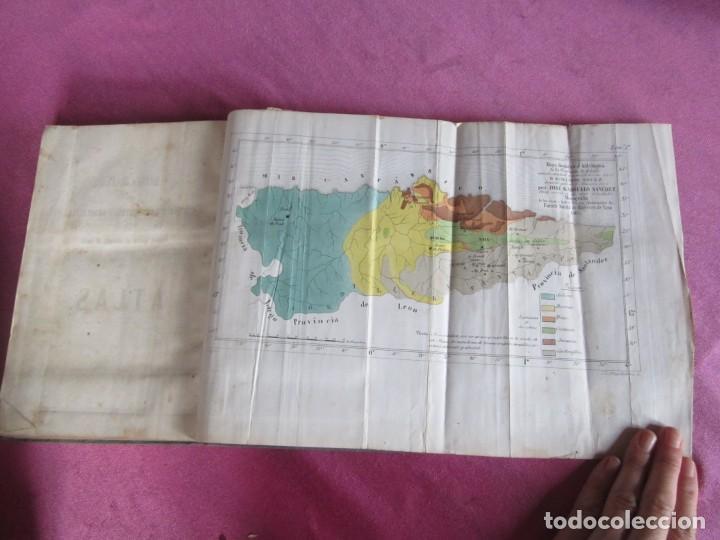Libros antiguos: MONOGRAFIA DE LAS AGUAS Y BAÑOS MINERO MEDICINALES FUENTE SANTA DE BUYERES DE NAVA 1861 ASTURIAS - Foto 15 - 131992694