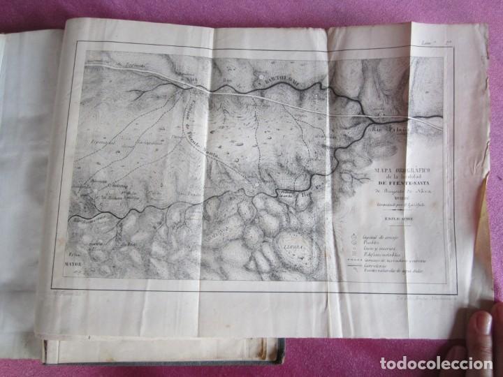 Libros antiguos: MONOGRAFIA DE LAS AGUAS Y BAÑOS MINERO MEDICINALES FUENTE SANTA DE BUYERES DE NAVA 1861 ASTURIAS - Foto 18 - 131992694