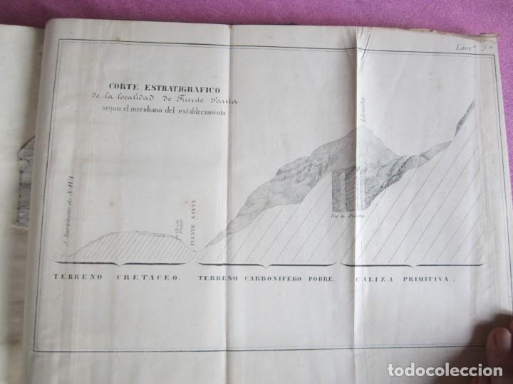 Libros antiguos: MONOGRAFIA DE LAS AGUAS Y BAÑOS MINERO MEDICINALES FUENTE SANTA DE BUYERES DE NAVA 1861 ASTURIAS - Foto 19 - 131992694