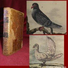 Libros antiguos: BELLO LIBRO DE 1802 - GRABADOS A COLOR - SOLO DOS EJEMPLARES EN ESPAÑA (LEER). Lote 132332026