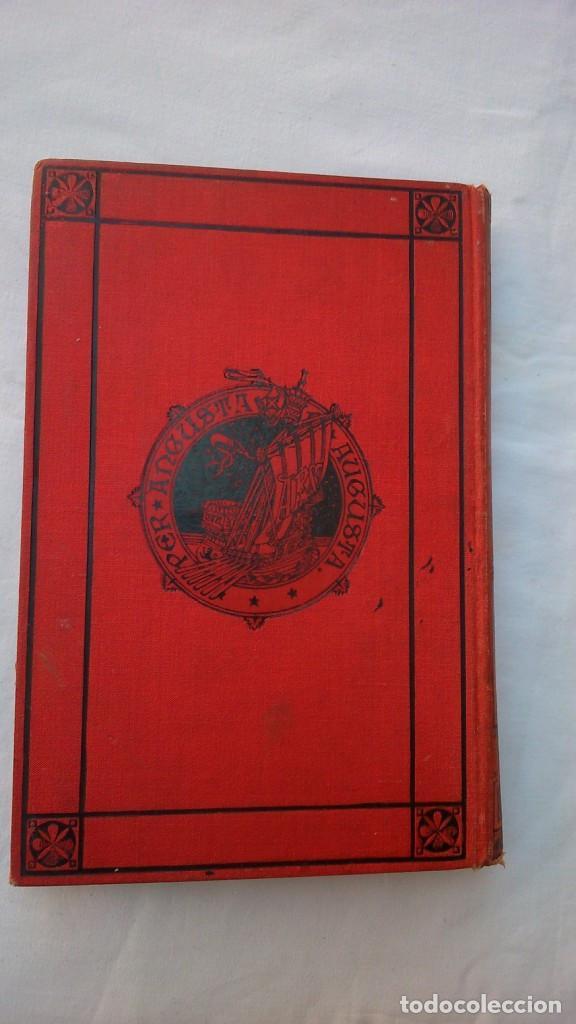 Libros antiguos: Parques y jardines. Biblioteca de maravillas. 1886 - Foto 3 - 132828186