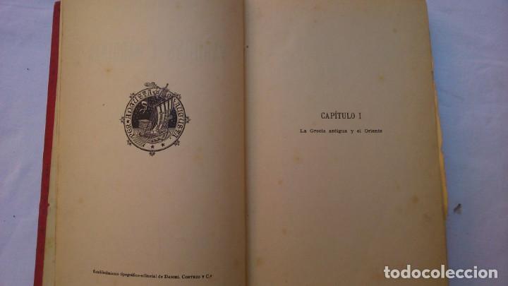 Libros antiguos: Parques y jardines. Biblioteca de maravillas. 1886 - Foto 5 - 132828186