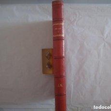 Libros antiguos: LOS PRECURSORES DEL ARTE Y DE LA INDUSTRIA. MONTANER Y SIMON 1886. FOLIO.GRABADOS. Lote 132969774