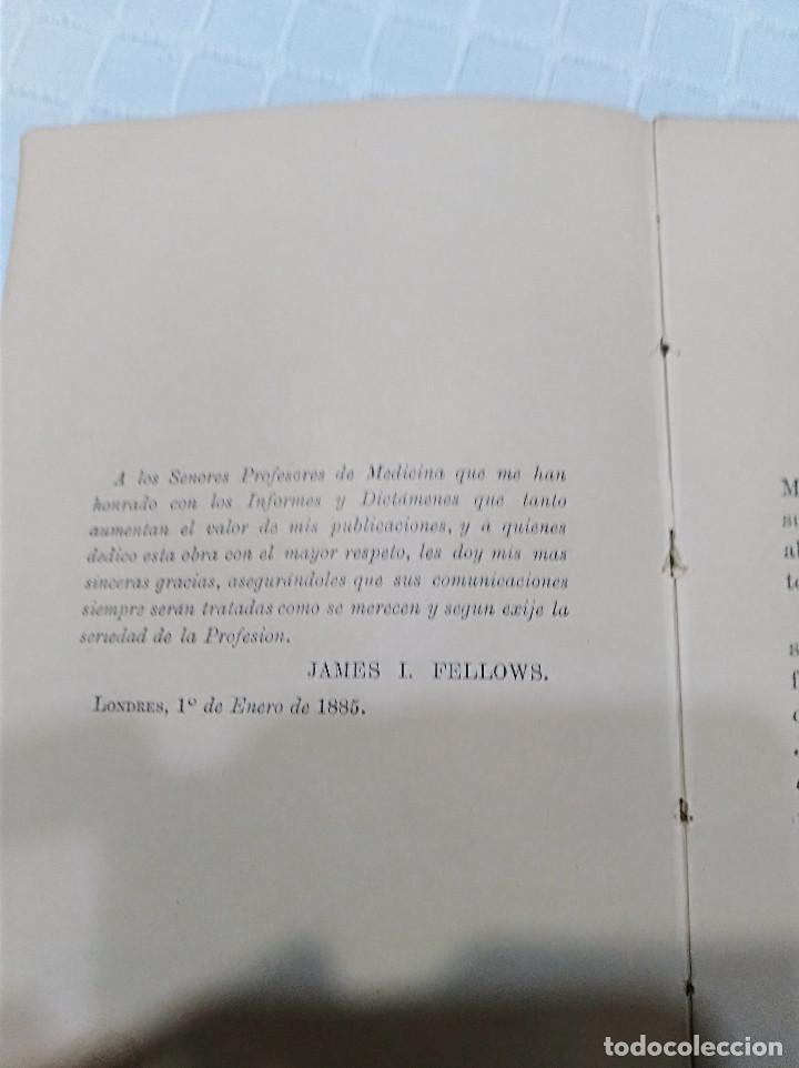 Libros antiguos: CURIOSO - LA INFANCIA Y DE LA NIÑEZ EN EL QUE EL JARABE DE HIPOFOSFITOS DE FELLOWS ES BENEFICIOSO - Foto 4 - 133369094