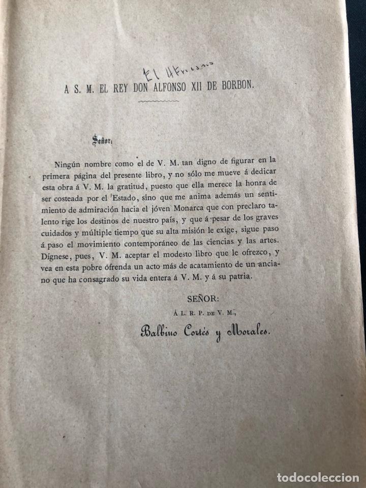 Libros antiguos: Novísima guía del Hortelano, Jardinero y Arbolista. Cortes 1885 - Foto 3 - 133526026