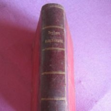 Libros antiguos: TRAITE ELEMENTAIRE D ' ELECTRICITE J JOUBERT PARIS 1901. Lote 133615694