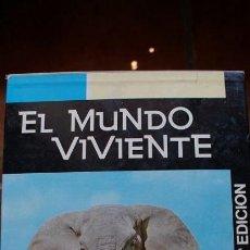 Libros antiguos: EL MUNDO VIVIENTE - EDICIONES DANAE. Lote 134986050