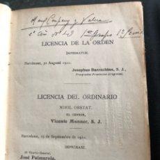 Libros antiguos: MANUAL DE QUÍMICA MODERNA 1910, 1ªEDICION, ACADEMIA DE INGENIEROS DEL EJÉRCITO. Lote 135003159