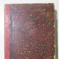 Libros antiguos: ÁLGEBRA POR D. IGNACIO SALINAS Y ANGULO. D. MANUEL BENÍTEZ Y PARODI. SEGUNDA PARTE. MADRID 1888. Lote 135261790