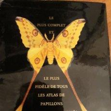 Libros antiguos: LIBRO FRANCÉS DE MARIPOSAS. Lote 135273262