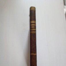 Libros antiguos: TRATADO DE TRIGONOMETRIA Y TOPOGRAFIA - CORTAZAR - 1892. Lote 51794301