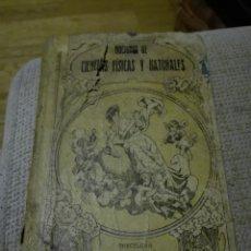 Libros antiguos: NOCIONES DE CIENCIAS FÍSICAS Y NATURALES. LIBRERÍA CATÓLICA PONTIFICIA 1916. Lote 135539417