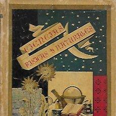 Libros antiguos: CIENCIAS FÍSICAS Y NATURALES / J. BENEJAM. BURGOS : S. RODRÍGUEZ, 1907. 22X14 CM. 229 P.. Lote 136484902