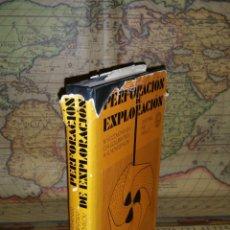 Libros antiguos: PERFORACIÓN DE EXPLORACIÓN. B. I. VOZDVIZHENSKI. VVAA. MIR MOSCÚ 1982. URSS. . Lote 136743054