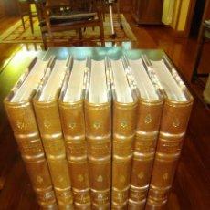 Libros antiguos: HISTORIA NATURAL ( 7 TOMOS ). Lote 136752762