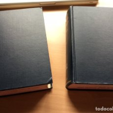 Libros antiguos: TREATISE ON INTEGRAL CALCULUS. 2 VOLUMENES. TRATADO DE CALCULO INTEGRAL. EDWARDS. Lote 137125140