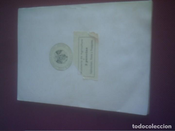 Libros antiguos: COMBUSTIBLES VEGETALES IGNACIO CLAVER CORREA 1942 ,92 PAGINAS . - Foto 4 - 137166494