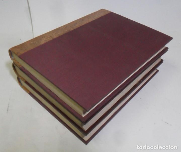 Libros antiguos: MARAVILLAS DE LA VIDA ANIMAL - 3 TOMOS - DIR: J. A. HAMMERTON - ED. JOAQUIN GIL - 1930 - Foto 3 - 137461910