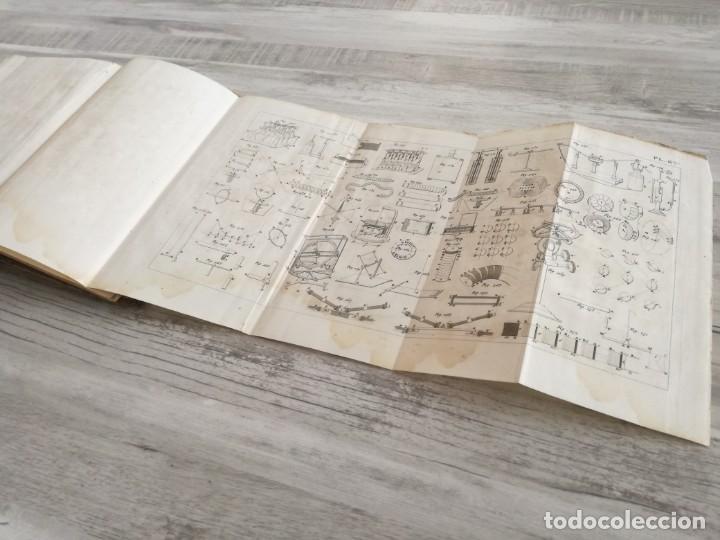 Libros antiguos: TRATADO DE FÍSICA - TRAITÉ DE PHYSIQUE - PINAULT (TOMO 2, 1839), CON LÁMINAS DESPLEGABLES - Foto 15 - 138000438