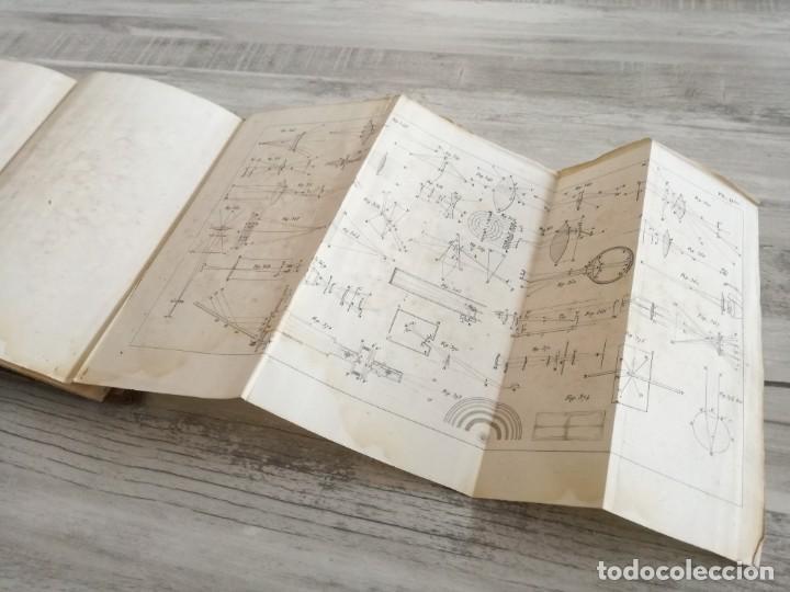 Libros antiguos: TRATADO DE FÍSICA - TRAITÉ DE PHYSIQUE - PINAULT (TOMO 2, 1839), CON LÁMINAS DESPLEGABLES - Foto 18 - 138000438