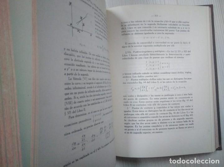Libros antiguos: Elementos de análisis matemático y sus aplicaciones. Libro segundo. Félix Alonso-Misol. 1935 - Foto 3 - 138749550