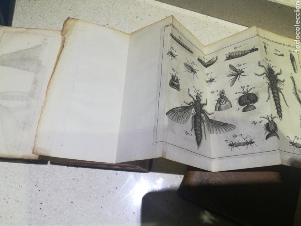 MEMOIRES POUR SERVIR A L,HITOIRE DES INSECTES 1741 EN 2 TOMOS (Libros Antiguos, Raros y Curiosos - Ciencias, Manuales y Oficios - Bilogía y Botánica)