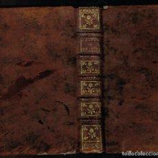 Libros antiguos: LE CALCUL DIFFERENTIEL ET INTEGRAL ABBÈ DEIDIER PARIS A.JOMBERT LIBRAIRE DU ROY 1740 PRIMERA EDICIÓN. Lote 140423258