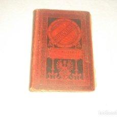 Libros antiguos: EL AMOR MATERNAL EN LOS ANIMALES . ERNESTO MENAULT1885. BIBLIOTECA DE MARAVILLAS. Lote 140439886