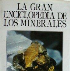 Libros antiguos: LA GRAN ENCICLOPEDIA DE LOS MINERALES- SUSAETA. Lote 140640890