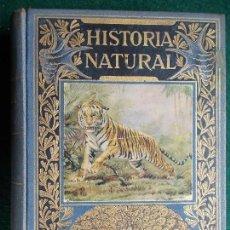 Libros antiguos: HISTORIA NATURAL POPULAR CELSO AREVALO EDITORIAL SOPENA 1934. Lote 141759502