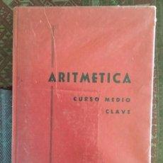 Libros antiguos: ARITMÉTICA. EDITORIAL BRUÑO.. Lote 141789922